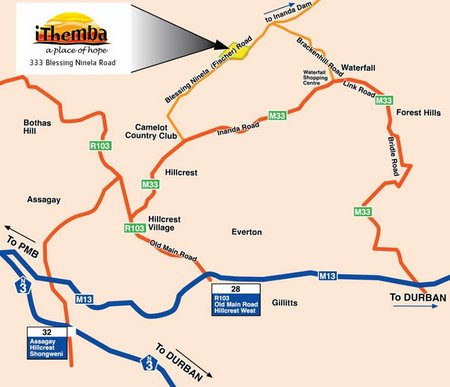 iThemba map