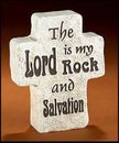 Lord is my rock