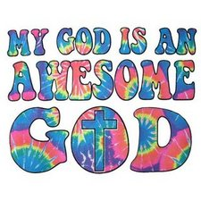 My GOD is an AWESOME GOD