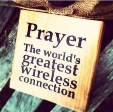 prayer the wireless connection
